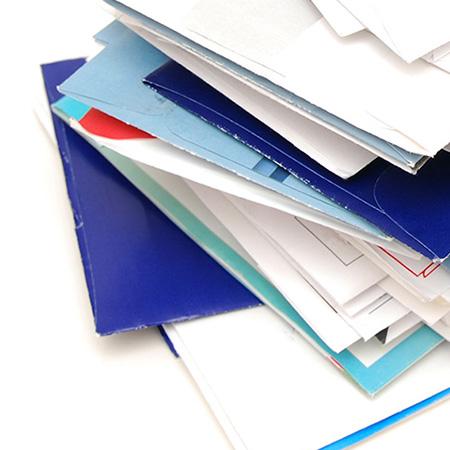 invoice mailing