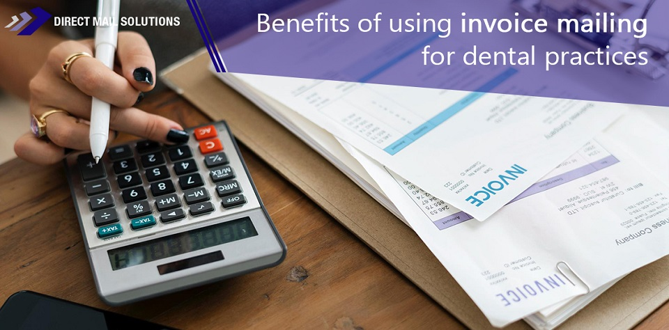 benefits of using invoice mailing